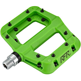 Cube RFR Flat HPP Race Pedali verde